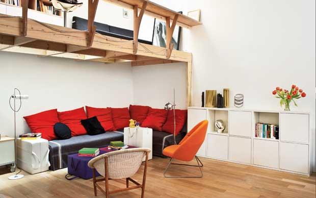 L'obiettivo di Matali Crasset è creare spazi versatili