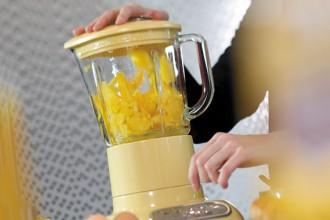 ll Frullatore Artisan di KitchenAid con cui preparare le due ricette consigliate da Enrico Cerea