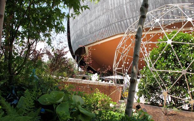 Tre giorni ospitati nel parco pensile dell'Auditorium Parco della Musica