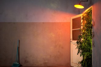Alcune tra le opere presentate a Roma per The Road to Contemporary Art. In immagine