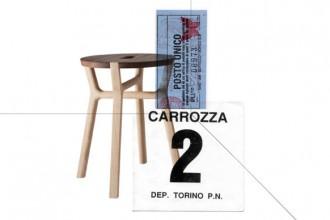 Il progetto di identità visiva di Leonardo Sonnoli racconta gli oggetti della quotidianità italiana in uno spazio vuoto
