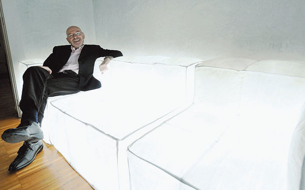 Mario Bellini (foto Del Puppo)