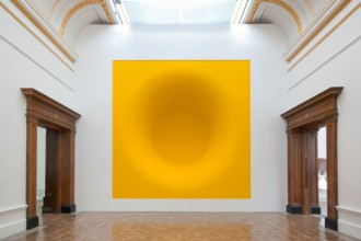 Anish Kapoor. Yellow