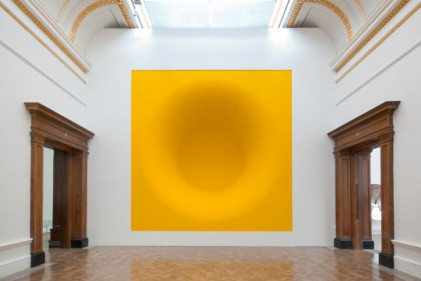 Anish Kapoor. Yellow