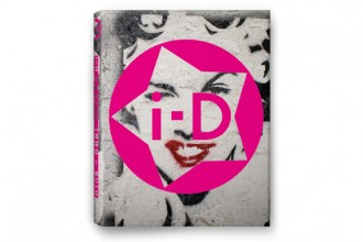 La copertina del libro i-D covers 1980-2010 a cura di Terry Jones