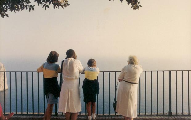 In mostra al museo d'arte contemporanea del Castello di Rivoli la mostra dedicata al fotografo Luigi Ghirri. In immagine