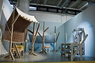 L'installazione WashHouse di Rianne Makkink & Jurgen Bey