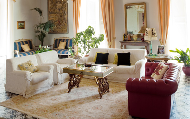 Vivere a palazzo livingcorriere