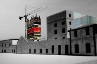 La nuova Fondazione Prada avrà sede all'interno di un complesso di edifici industriali del 1910