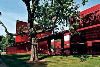 Il decimo padiglione temporaneo della Serpentine Gallery (Kensington Gardens