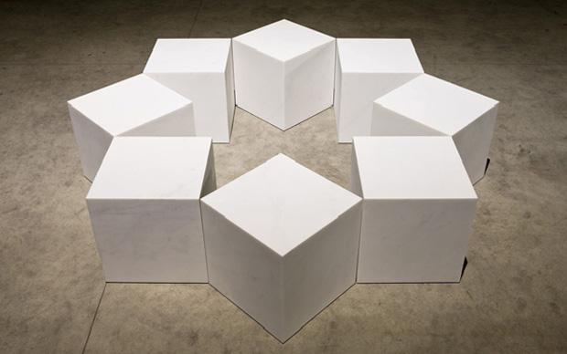 Una selezione di opere in mostra per le Terre Vulnerabili all'Hangar Bicocca. Pascale Marthine Tayou: Plastic Bags. Sacchetti di plastica