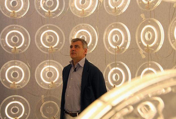 Marco Ferreri ci ha guidati alla scoperta della sua mostra in Triennale. Qui