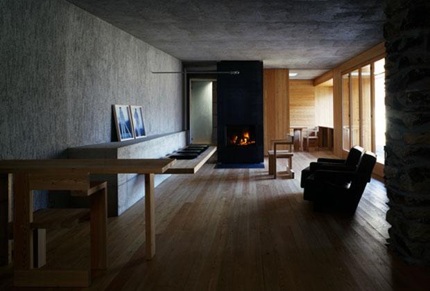 Interni in legno livingcorriere for Interni di baite