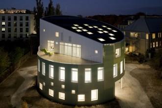 In immagine il progetto Green Light House di Christensen&Co Arkitekter a Copenhagen