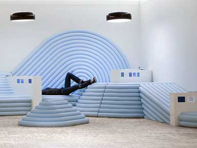 L'Atelier des Enfants del Centre Pompidou disegnato il talentuoso Mathieu Lehanneur