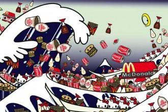 La grande onda di Hokusai