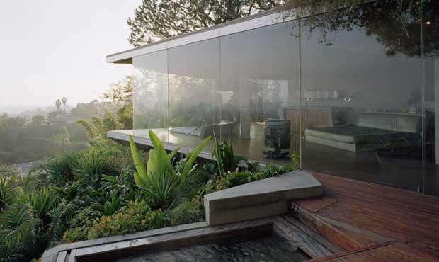 Grandi superfici vetrate