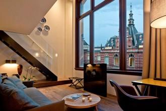 L'hotel Conservatorium di Amsterdam