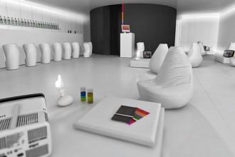 Un progetto di interni creato dagli studenti del Corso in arredemento dello Ied di Torino