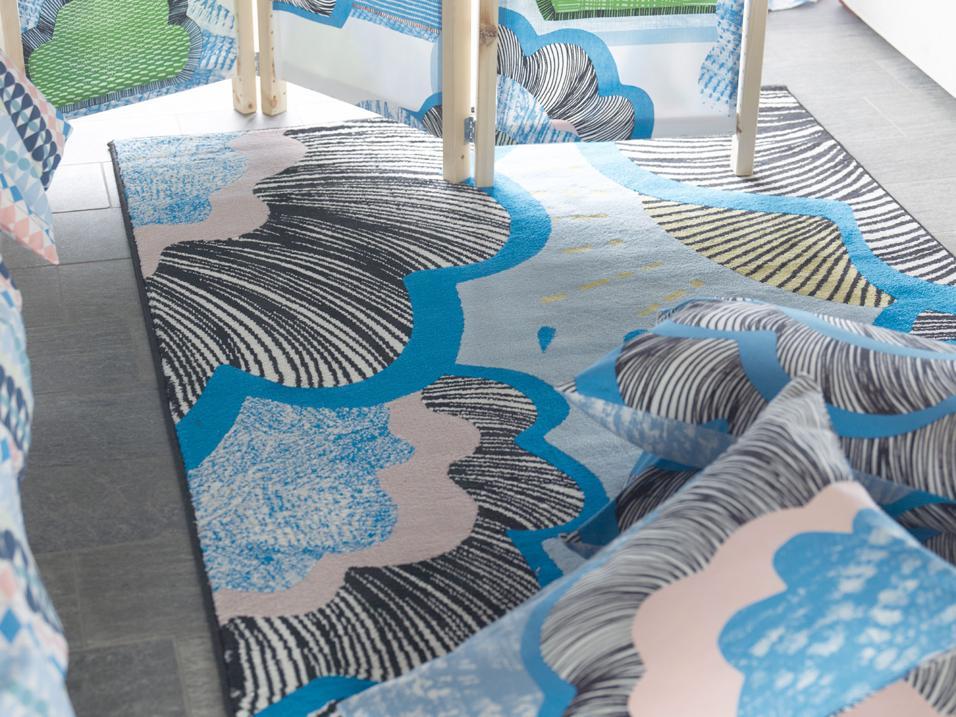 Tappeti per il salotto for Arredamento tappeti
