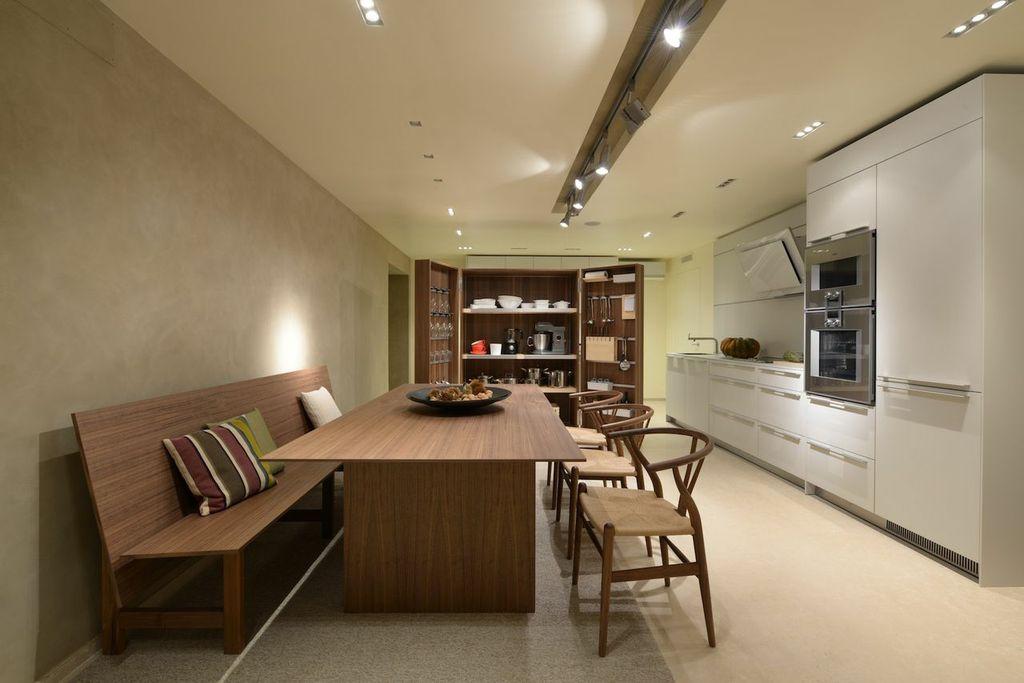 Il nuovo showroom bulthaup a roma for Arredamento cucina roma