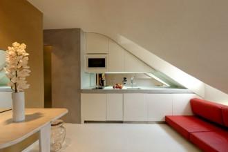 "Bioappart è il primo di una serie di mini appartamenti ""eco"" progettati per essere affittati"