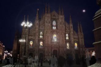 Luce Sacra è il nome del progetto realizzato dallo studio Castagna&Ravelli con Jacopo Tiscar. Il Duomo di Milano diventa esso stesso fonte di luce