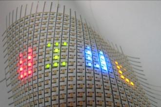 E' l'elettronica flessibile una tra le sfide più importanti e stimolanti della tecnologia del futuro. (In foto Silver Pen
