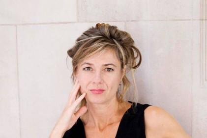 Amanda Levete è nata in Galles nel 1955. Photographer: Harry Borden