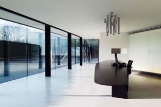 Dal 1999 Lissoni è impegnato nel progetto di ampliamento della sede centrale di Boffi