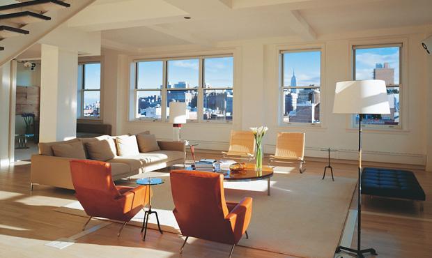 Sui tetti di New York - LivingCorriere