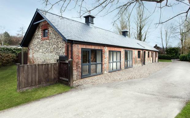 Manor House si sviluppa su un solo livello
