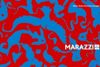Copertina di Marazzi a cura di Decio Giulio Riccardo Carugati