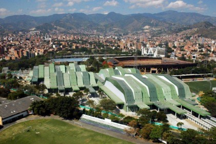 Sports Complex for the 2010 South American Games