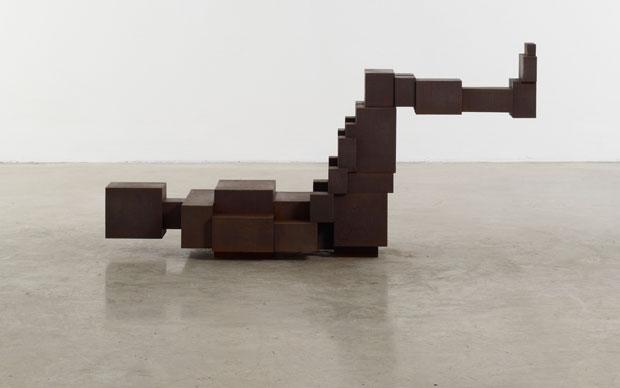 Antony Gormley: Corner