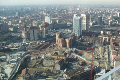 La costruzione dell'Altra Sede della Regione Lombardia è stata realizzata su progetto del raggruppamento temporaneo di imprese composto da Pei Cobb Freed&partners di New York