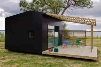 La Mini House progettata da Jonas Wagell