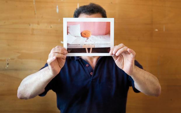 Fulvio Irace e Ospite: Fulvio Irace e il suo Ospite - foto di Ilaria Turba
