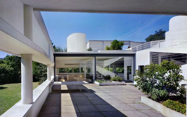 Interni Di Villa Savoye : Le ville di le corbusier livingcorriere