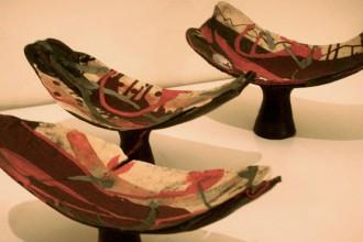 Le ceramiche maiolicate di Riccardo Monachesi e Elisa Montessori