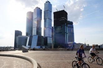 La nuova Mosca è una città in fermento. Tra i progetti più grandiosi si annovera un nuovo City business centre a nord del Moscow River. Interesserà un'area grande due milioni e duecentomila metri quadrati. L'edificio simbolo è la Federation Tower