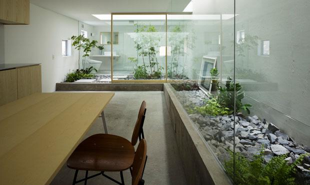 Il giardino in casa livingcorriere - Fare il cappotto interno alla casa ...