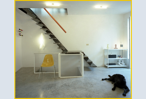 3 piani di modernit livingcorriere for Piani di fattoria contemporanea