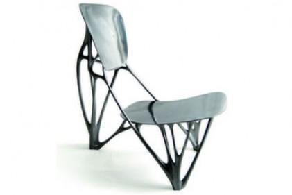 "La sedia ""Bone"" di Joris Laarman"