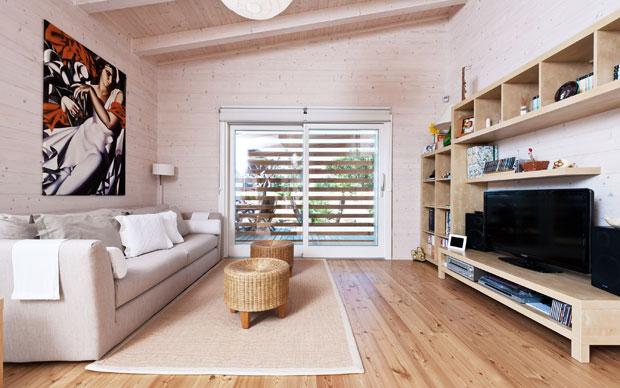 Arredamento Soggiorno Casa Al Mare : Casa al mare in un kit livingcorriere