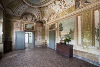 Una sala del Castello