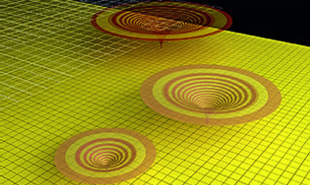 Le linee della scatola prospettica contemporanea sono quelle delle descrizioni dell'universo in espansione