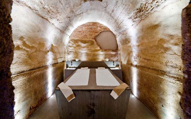 Nel cuore della zona più alta del centro storico di Assisi si trova il Relais Nun.