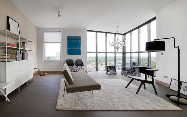 Appartamento da manuale livingcorriere for Appartamento new design roma lorenz