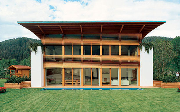 Firmato dall'architetto altoatesino Matteo Thun